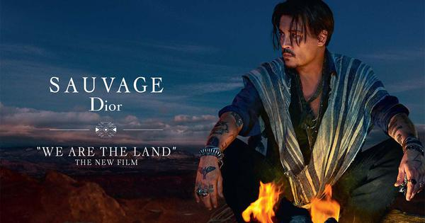 The uproar over Johnny Depp's Dior ad missed a few nuances