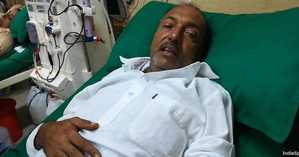 In Jammu & Kashmir, the shutdown has brought Modi's pet health scheme to a grinding halt