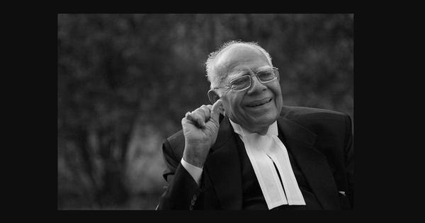 Tribute: Why I feel a sense of loss for Ram Jethmalani despite our deep ideological differences