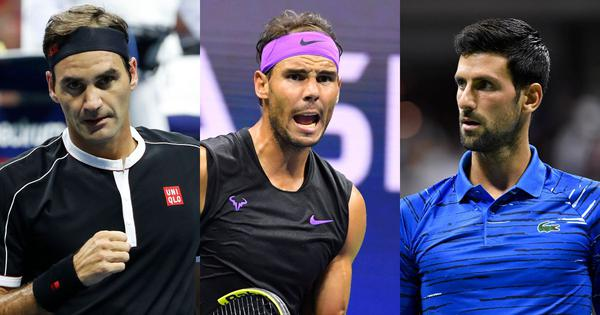 Federer, Nadal, Djokovic confirm participation in inaugural ATP Cup team championship