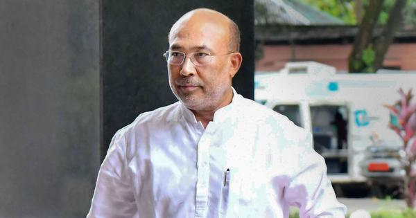 What is a 'voice vote' and why has it created a controversy in the Manipur assembly?
