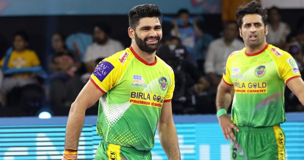 Pro Kabaddi Auctions: Full list of signed players as UP Yoddha secure Pardeep Narwal with record bid