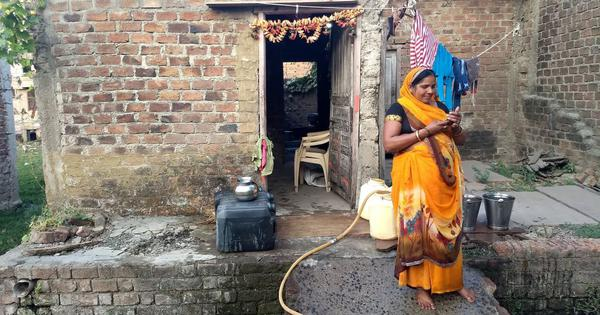 A woman in MP recounts the trauma of watching her husband die in a tank full of faeces