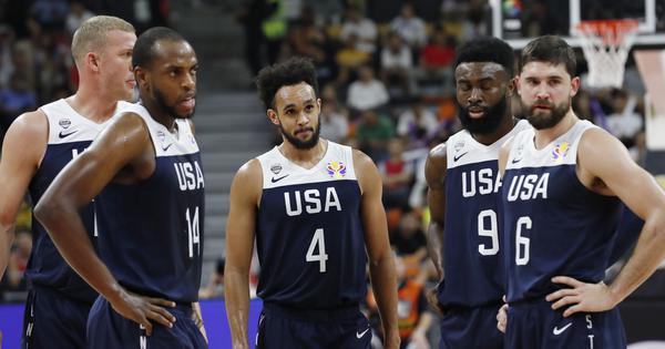 Basketball: Serbia hand United States second consecutive loss at World Cup