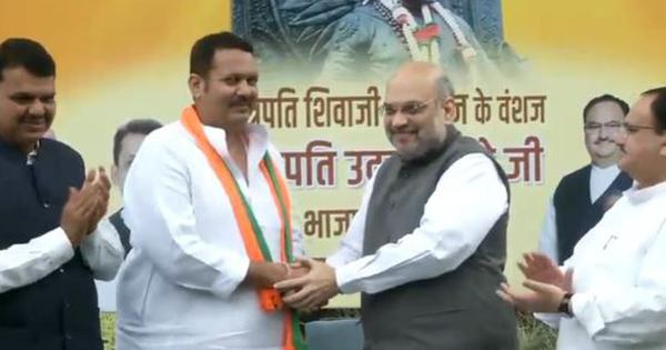Satara Lok Sabha bye-election: Three-time NCP MP Udayanraje Bhosale loses on BJP ticket
