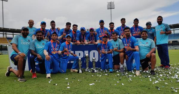 Under-19 Asia Cup: Ankolekar's five-for helps India defend 106 against Bangladesh and retain title