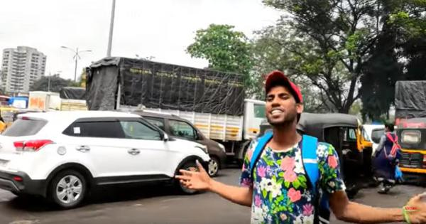 'Patripool kab banega': Watch this Mumbai youngster rap about the woes of the city's residents