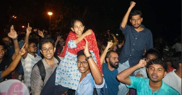 JNUSU elections: United Left wins all four central seats, SFI bags president post after 13 years