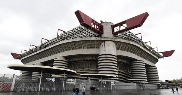 Football: Inter and AC Milan to meet city officials over demolition of the iconic San Siro stadium