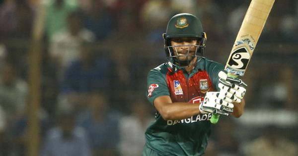 Tri-nation T20I Series: Shakib's half-century helps Bangladesh end losing streak against Afghanistan