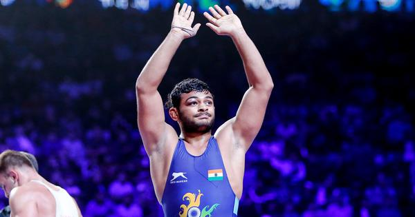 Wrestling World C'Ships: After junior crown, senior silver Deepak Punia is on fast track to stardom