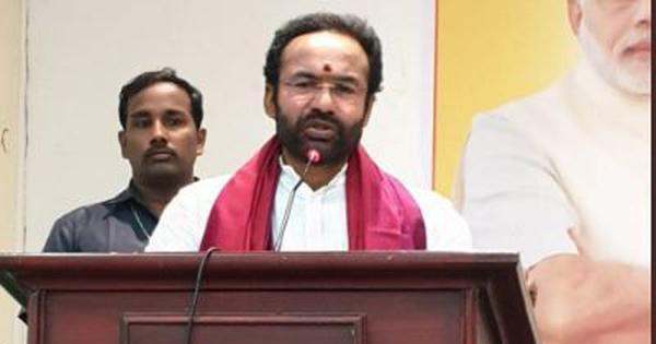 Delhi violence is intentional, Congress should name perpetrators, claims Union minister Kishan Reddy