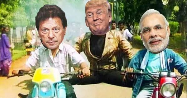 Flattery works: Trump has miraculously convinced both India and Pakistan he is on their side