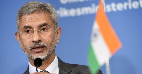 'Continuing terrorism from Pakistan makes it difficult to have normal relations,' says S Jaishankar