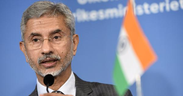Pakistan must hand over terrorists if it wants to improve ties with India, says S Jaishankar