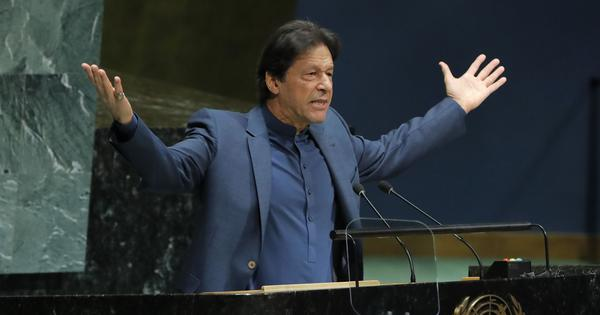 Puzzled that global media is highlighting Hong Kong protests but ignoring Kashmir crisis: Imran Khan