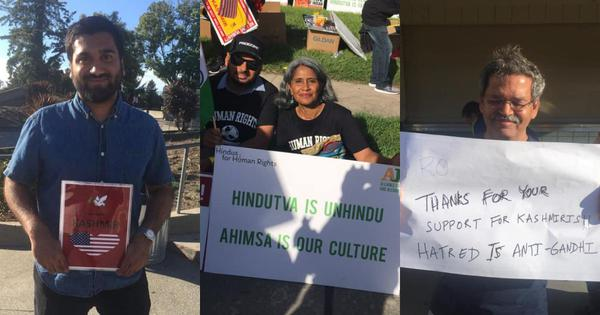 Hindus must stand against Hindutva: Why I protested against Narendra Modi in Houston and New York