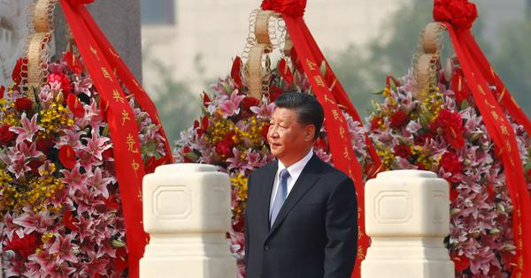 China: Ahead of National Day, President Xi vows to uphold autonomy for Hong Kong