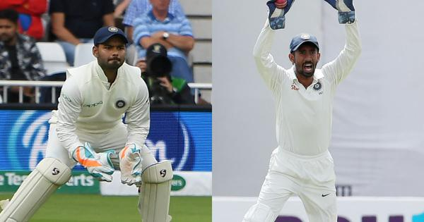 Rishabh Pant and I have a good understanding, we share notes on wicketkeeping: Wriddhiman Saha