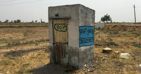 40% toilets in government schools non-existent, partially built or unused, shows CAG report