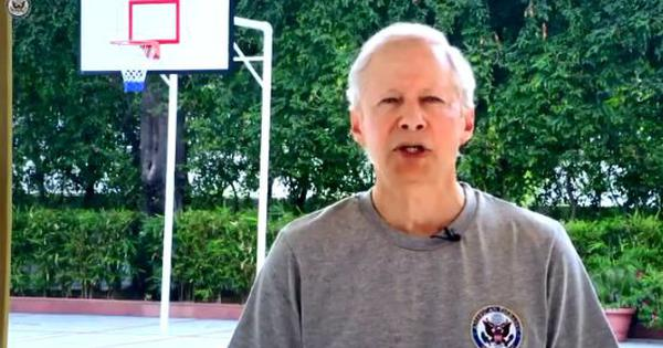 Watch: The NBA is coming to India. Here is a welcome from US ambassador Kenneth Juster