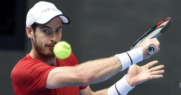 Back to winning ways, Andy Murray makes it to Great Britain's Davis Cup squad