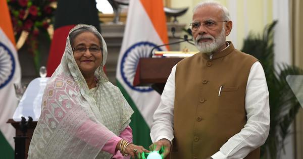 'India called NRC internal matter but we're keeping eyes open,' says Bangladesh after PMs' meeting