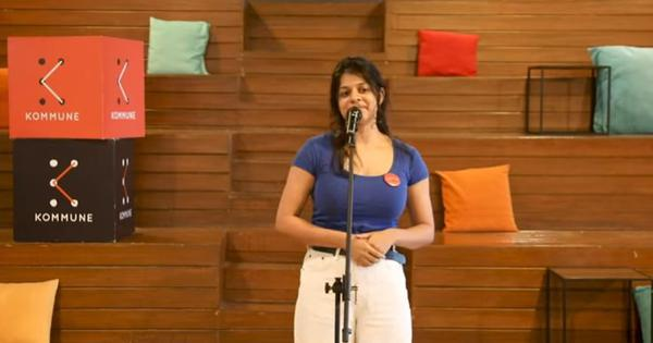 'I remember the beach by heart': Watch young poet Rabia Kapoor's ode to living by the sea