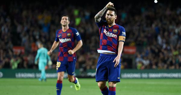 Barcelona deny hiring company to attack players, including Lionel Messi, on social media
