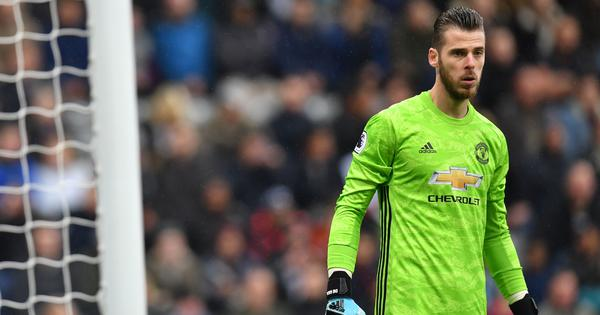 Sorry to the fans: David de Gea promises to fight harder as Manchester United's slump continues