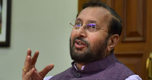 Apologise for Pulwama 'conspiracy theory', Union minister Prakash Javadekar tells Congress