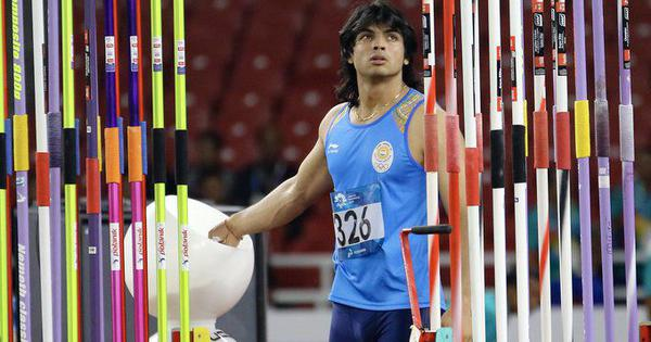 I feel frustrated: Neeraj Chopra on how the lack of competition might derail his Olympic hopes