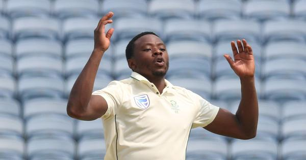 To combat Covid-19 threat, South Africa cricketers training in two groups, says Kagiso Rabada