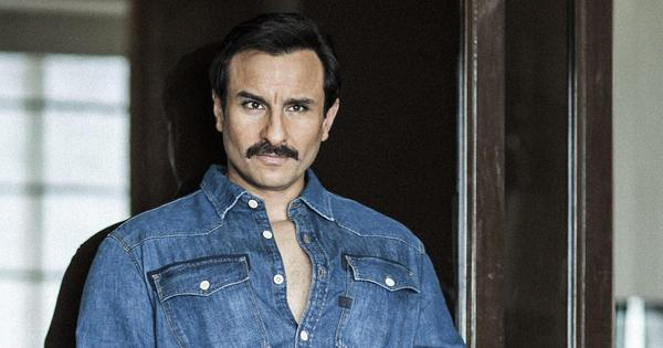 Saif Ali Khan interview: 'The only image is that of an actor who likes to mix things up'