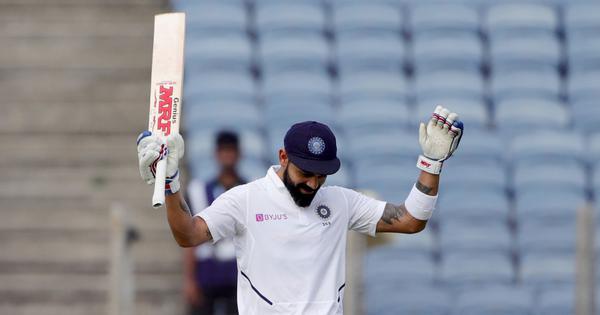 विराट कोहली ने टेस्ट में सातवां दोहरा शतक ठोका, सचिन तेंदुलकर और वीरेंद्र सहवाग को पीछे छोड़ा