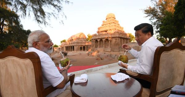 Xi Jinping, Narendra Modi visit ancient sites, cultural show in Mamallapuram during informal summit