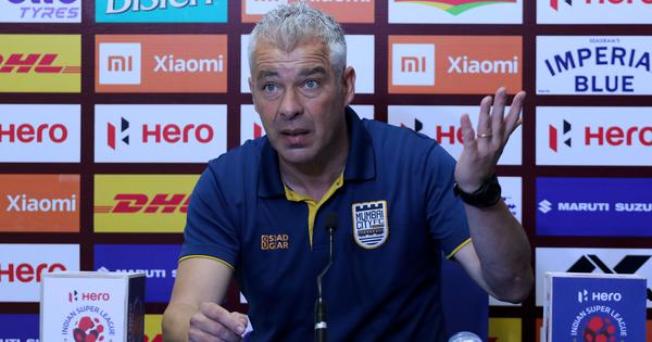 Football is not ballet: Coach Jorge Costa defends Mumbai City FC's high foul count in ISL