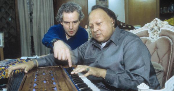 Revisiting 'Night Song', Nusrat Fateh Ali Khan's most experimental album ever