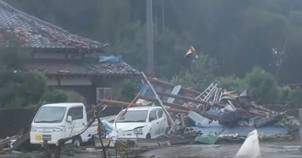 Watch: Scenes of destruction (and rescue) as Japan battles Hagibis, its 'worst storm in 60 years'