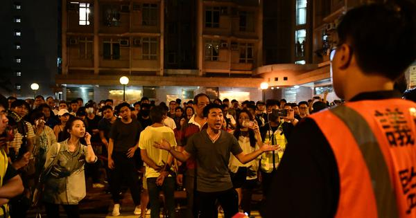 Xi Jinping warns of 'bodies smashed, bones ground to powder' amid Hong Kong protest