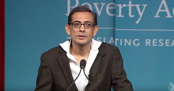 अर्थशास्त्र का नोबेल जीतने वाले अभिजीत बनर्जी ने भारतीय अर्थव्यवस्था पर कहा - हालत बहुत खराब