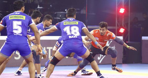 Pro Kabaddi, U Mumba vs Haryana Steelers, Eliminator 2, Live updates: Steelers comeback with all-out