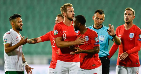 Euro 2020 qualifiers: Bulgaria PM asks football chief to resign after racism row against England