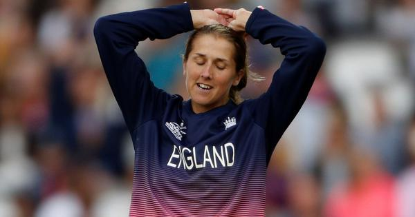 Cricket: England's veteran all-rounder Jenny Gunn retires from international cricket