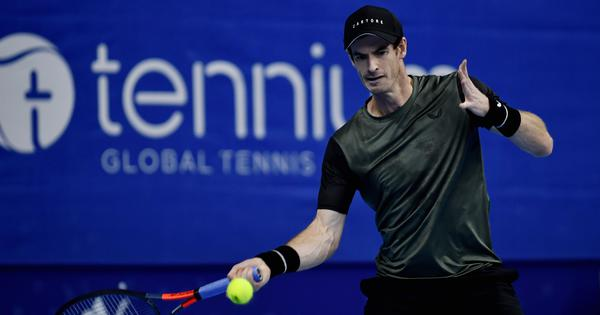 Tennis: Andy Murray beats Kimmer Coppejeans for first ATP tour win in Europe for 16 months