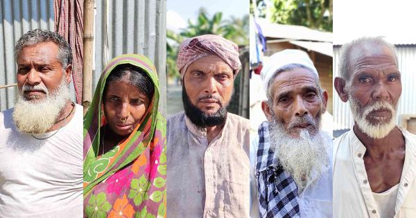 We broke news to four Assam families: They must prove they are Indians again, for no fault of theirs