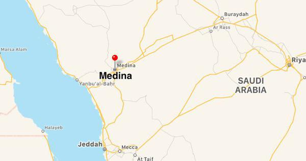 Saudi Arabia: 35 expats die in collision in Medina