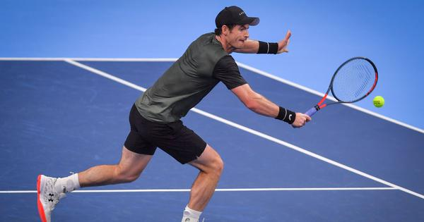 Tennis: Andy Murray cruises into quarter-final in Antwerp after win in straight sets