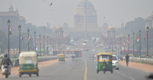Delhi: Allow people to work from home, pollution control board advises private firms and government