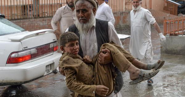 Afghanistan: At least 62 people killed and 36 injured in Nangarhar mosque blast